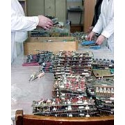 Измерение содержания драгоценных металлов фото