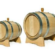 Бочки дубовые для березового сока и других напитков 20л фото