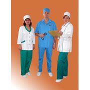 Пошив медицинской спецодежды. Одежда для врачей фото