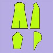 Выкройка одежды создание моделирование лекал выкроек фото