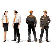Разработка и пошив промо одеждыпромо-сумок корпоративной формы рабочей одежды униформы фото