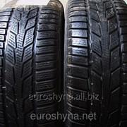 Зимние шины бу 215/55 R16 Semperit-6mm фото