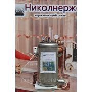 Автоклав бытовой универсальный из нержавеющей стали электрический нагрев на 21 банку цена купить КИЕВ. фото