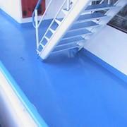 Антикоррозийные полимерные покрытия для морских судов и портовых конструкций фото