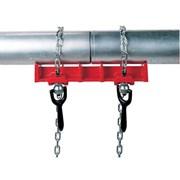 Тиски для сварки труб № 461 от 21 до 219 мм для прямых труб Ridgid фото