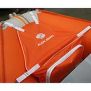 Носовая сумка-рундук Kolibri KM-400DSL, KM-450DSL чер, сер, оранж, синий фото