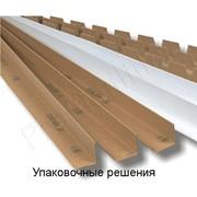 Уголки картонные упаковочные защитные фото