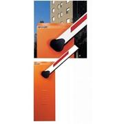 Автоматический электрогидравлический шлагбаум FAAC 615 фото