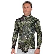Куртка sporasub sea green 3d camo, 3мм фото