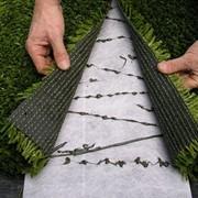 Искусственная трава для футбольного поля фото