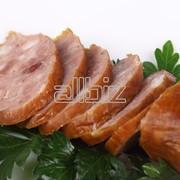 Колбаса копченая индюшиная фото