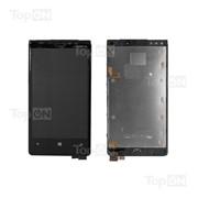 Матрица и тачскрин (сенсорное стекло) в сборе для смартфона Nokia Lumia 920 фото