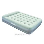 Односпальный надувной матрас Bestway 67432 - 203х152х30 см, синий фото