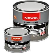 "Novol Шпатлевка ""ALU"" Novol 1162, 0,75 кг фото"