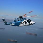 Вертолет Sikorsky S 76A фото