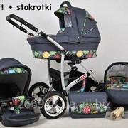 Коляска детская LARGO 3в1 +Автокресло! фото