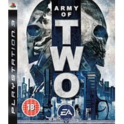 Игра для ps3 Army of two фото