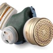 Респиратор РУ-60м газо-пылезащитный с металическим патроном фото