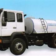 Автоцистерна-бензовоз АЦСН-4 фото