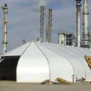 Здания сборно-разборные Cпранг для нефтегазовой индустрии. фото