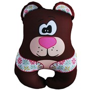 Игрушка Медведь с ушами фото