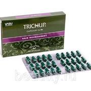 Травяные капсулы против выпадения волос Trichup Hair Nourisher 60 шт фото