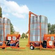 Зерносушилки мобильные AGREX PRT 200 ME, PRT 250 ME фото