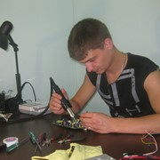 Установка и ремонт всех видов домофонов фото