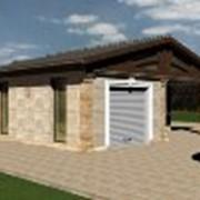 Проекты гаражей и гаражных комплексов фото