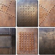 Модульная картина Металл , Неизвестен фото