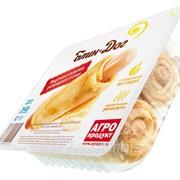 Блин-Дог (вкусная сосиска с плавленным сыром завернутая в блин) фото