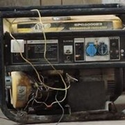 Замена кик стартера генератора 1,5-6-8,5 кВа фото