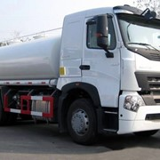 Автоцистерны пищевые (цистерны для перевозки молока, воды, патоки, пищевых концентратов и других пищевых грузов) фото