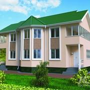 Идивидуальный проект дома Светлана фото