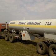 Перевозка безводного аммиака специальным автотранспортом по Украине фото