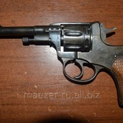 Сигнальный револьвер Наган Блеф фото