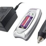 Зарядное (адаптер) и аккумулятор Lenmar KITCR123 фото