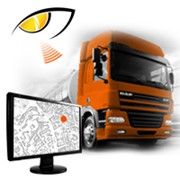GPS-мониторинг транспорта фото