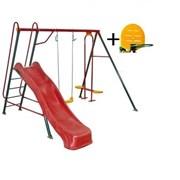 Детский игровой комплекс Солнышко - 5 фото