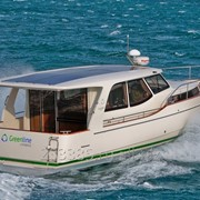 Яхта Greenline 33 Hybrid фото