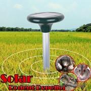 Отпугиватель мышей, кротов на солнечной батарее Solar Rodent Repeller купить Киев Гвоздик фото
