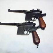 ММГ пистолета Маузер C-96 7,63 мм 1896 год Дерево фото