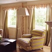 Пошив штор,высокопрофессиональные услуги в области текстильного дизайна в Киеве по лучшим ценам фото
