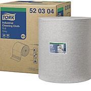 Полотенца протирочные Tork Premium W1, 1-слойные нетканый материал для удаления масла и жира, 950л 520304 фото