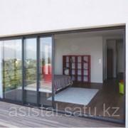 Теплые раздвижные окна SL38T-N фото
