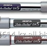Ручка-роллер ZEB-ROLLER DX5(0,5мм) и DX7(0,7мм) фото