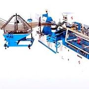 Оборудование по производству картонных гильз фото