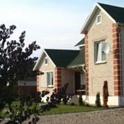 Кирпичный дом фото