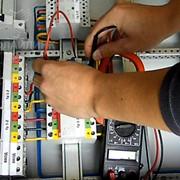 Измерение сопротивления изоляции электрических аппаратов фото