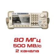 Генератор функциональный SDG5082, 80 МГц фото